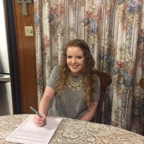 Signing Publishing Agreement