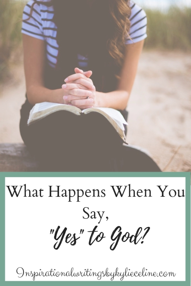What Happens When You Say