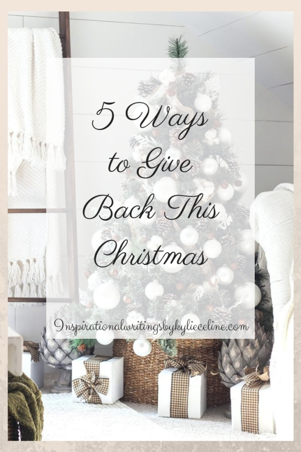 The Joy of Giving Back This Christmas